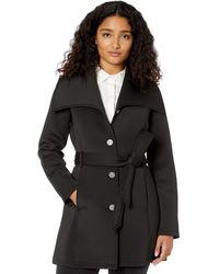 Steve Madden Softshell Fashion Jacket - Black