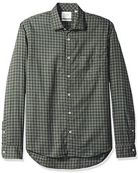 Billy Reid - Standard Fit Button Down John T Shirt - Lyst