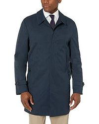 Buttoned Down - Amazon Brand - Water-repellant Cotton-blend Car Coat - Lyst