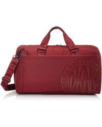 DKNY Urban Sport Duffle - Red