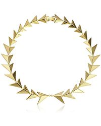 "Noir Jewelry - Boudica Choker Necklace, 13"" - Lyst"