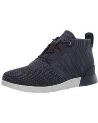 fd1be5e2b13 Freamon Hyperweave 2.0 Sneaker - Blue