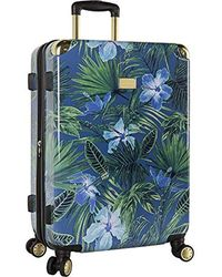 Tommy Bahama Luggage, Chambray Frond Floral - Multicolor