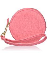 Buxton Round - Pink