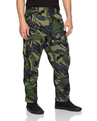G-Star RAW Cargo Shorts - Green