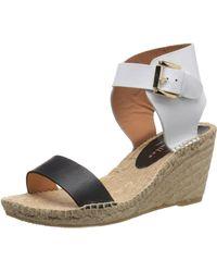 Bettye Muller Devon Espadrille Wedge Sandal - Multicolor