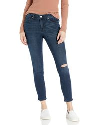 William Rast Perfect Skinny Ankle Jean - Blue