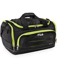 Fila Cypress Small Sport Duffel Bag - Black