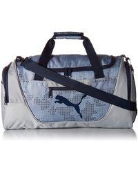 PUMA Contender Duffel Bag - Grey