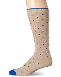 UGG Mini Dot Crew Sock - Natural