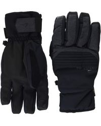 Quiksilver Method Snowboard Gloves Nude Run