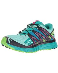 4fa93361417162 Lyst - Yves Salomon X-mission 3 Trail Running Shoe in Blue