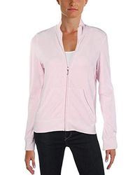 Juicy Couture - Black Label Velour Fairfax Fitted Jacket - Lyst