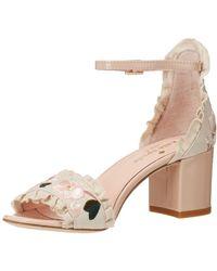 Kate Spade Wayne Heeled Sandal - Pink