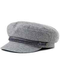 3a89181df1a Lyst - Urban Outfitters Brixton Fiddler Fisherman Cap in Black for Men