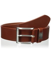 BOSS - C-connio Smooth Leather Belt - Lyst