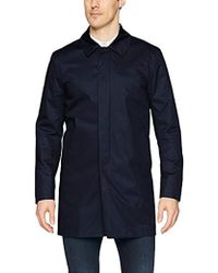 J.Lindeberg - Water Repellent Twill Coat - Lyst