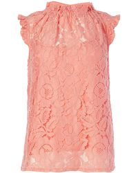 Nanette Lepore Lace - Pink