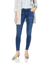 Hudson Jeans - Nico Midrise Super Skinny Ankle 5 Pocket Jean - Lyst