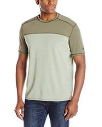 G.H.BASS - Short Sleeve Explorer Second Skin Tee - Lyst
