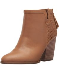 Tommy Hilfiger Lyra2 Ankle Bootie - Brown