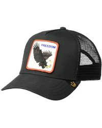 a815a22f2 Animal Farm Snap Back Trucker Hat - Black