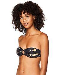 66290d1064 L*Space L* Sweet & Chic Zoe Wrap Bikini Top - Electric Coral in Orange -  Lyst