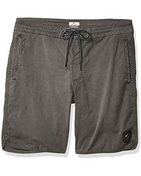 Rip Curl Apache Layday Side Pocket Boardshorts - Black