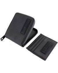 Ted Baker Nealset Bi-fold Wallet - Black