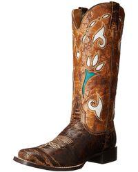 Stetson Cowgirl Tulip - Brown