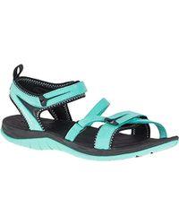 Merrell - Siren Strap Q2 Athletic Sandal - Lyst
