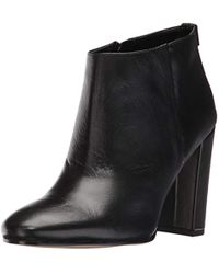 7f786bf6887e Lyst - Sam Edelman Cambell Ankle Bootie in Black
