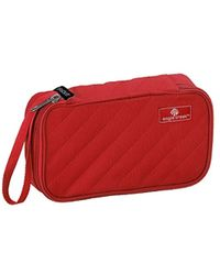 Eagle Creek Pack-it Original Quilted Quarter Cube-extra Small - Red