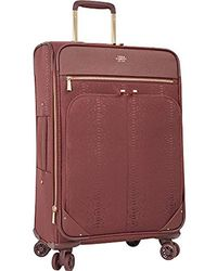 """Vince Camuto - Closeout! Ameliah 24"""" Expandable Softside Spinner Suitcase - Lyst"""