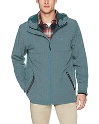 6ee3cfc7fd Rip Curl Dover Anti Series Jacket for Men - Lyst