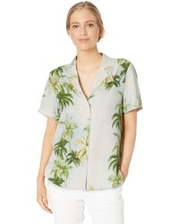 28 Palms - Loose-fit 100% Silk Tropical Hawaiian - Lyst