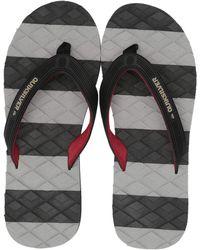 Quiksilver Massage Sandals - Gray