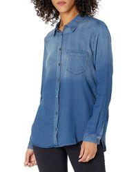 AG Jeans Nola W/pocket - Blue