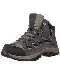 cec4877dafa Crestwood Mid Waterproof Hiking Shoe - Multicolor