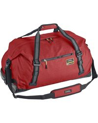 Eagle Creek National Geographic Adventure Duffel Bag - Red