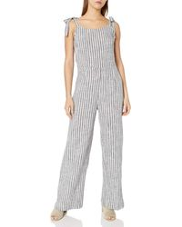 Rip Curl Lakeshore Jumpsuit Casual Dress - Multicolour