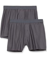 Amazon Essentials - Lot de 2 Boxers Respirants à séchage Rapide Shorts - Lyst