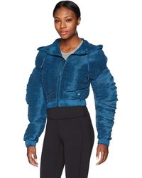 Alo Yoga Dynamic Jacket - Blue