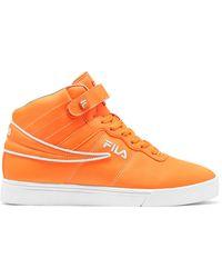 Fila Vulc 13 Top Stitch Sneaker - Orange