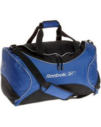 Reebok V Series Small Duffle,ion/bering Blue,one Size
