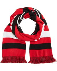 Champion Reversible Scarf - Red
