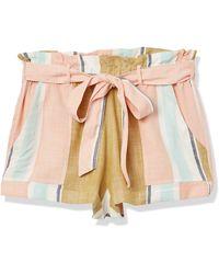 Rip Curl Sunsetters Stripe Shorts - Black