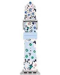 Kate Spade - 38mm Apple Watch Band, Floral Silicone, Kss0015 - Lyst