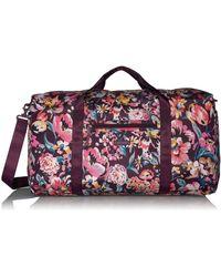 Vera Bradley Lighten Up Large Travel Duffle Bag - Multicolor