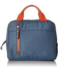 Vera Bradley Lighten Up Lunch Cooler Lunch Bag - Blue